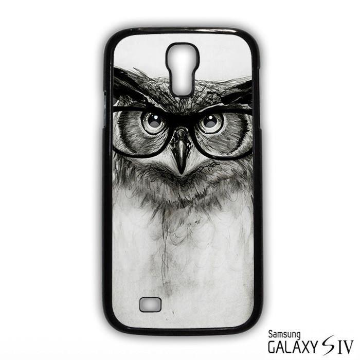 Mr Owl for Samsung Galaxy S3/4/5/6/6 Edge/6 Edge Plus phonecases