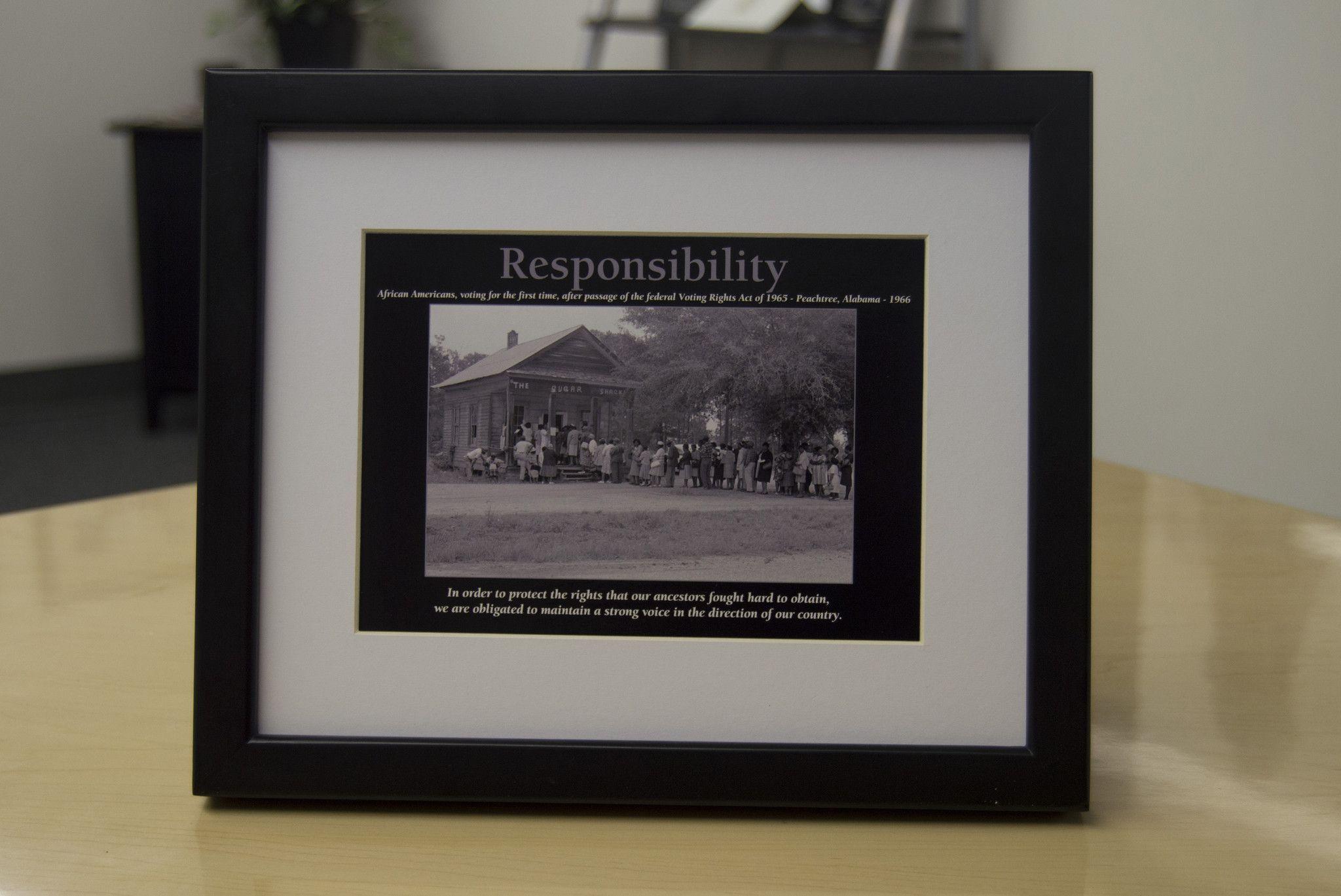 Responsibility Print