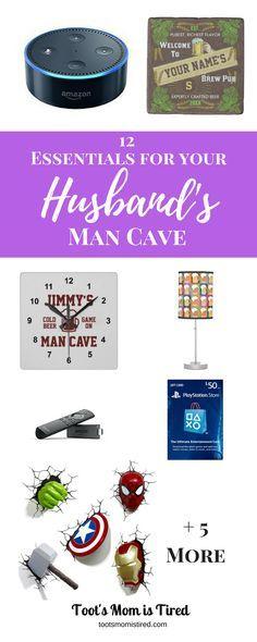 Husband christmas gifts man cave