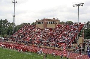Otterbein University Athletics Facilities Otterbein Stadium Favorite Places