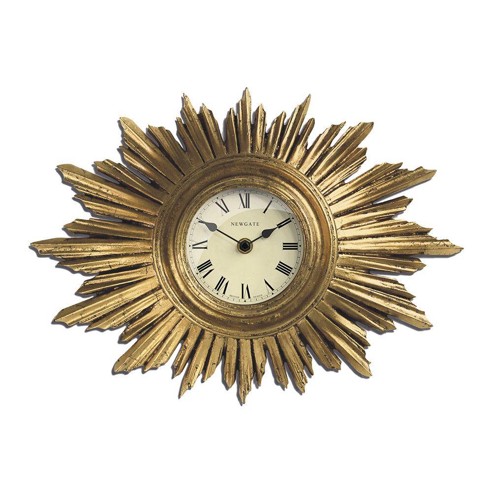 Newgate Clocks - The Sunburst Clock