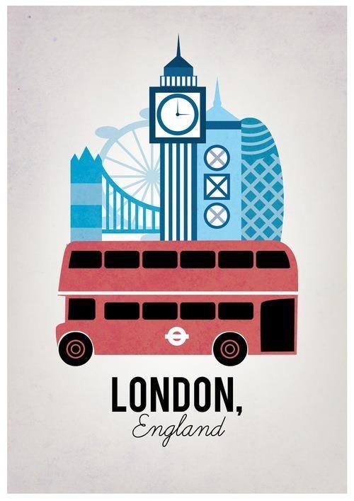 London England 画像あり イラスト 壁紙 插画