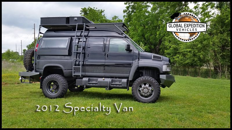 Global Expedition Vehicles Pre Owned For