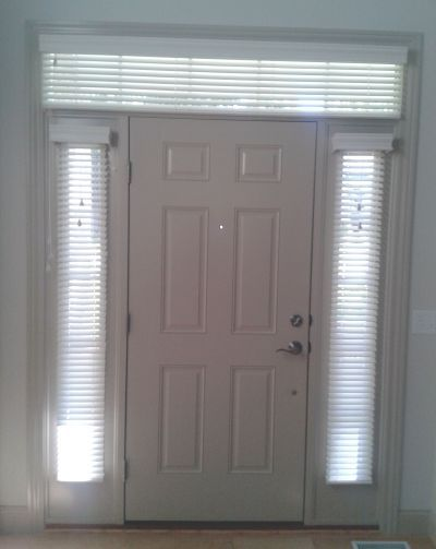 Front Door With Transom Front Doors With Windows Transom Window Treatments Interior Railings
