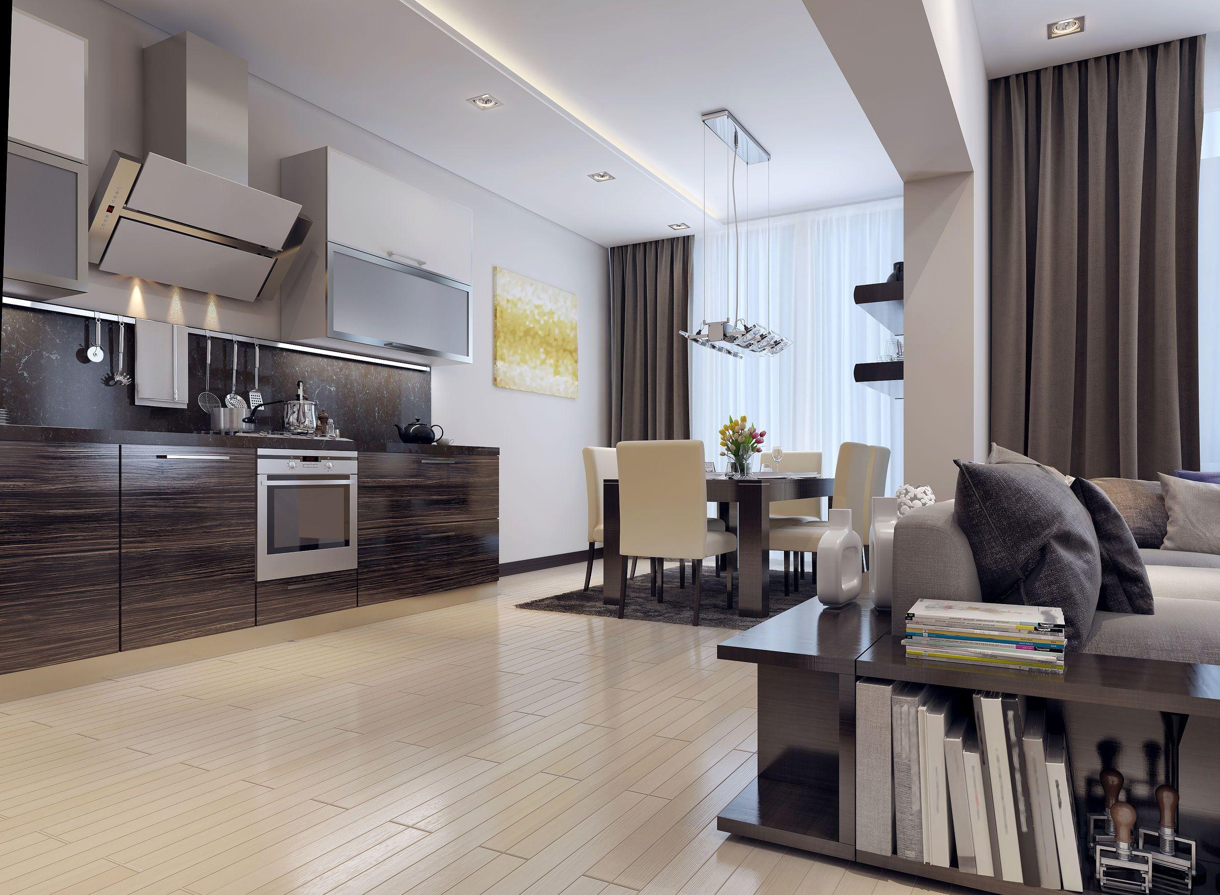 Kuchnia Otwarta Na Salon To Nowoczesne Rozwiazanie Ktore Wymaga Jednak Odpowiedniego Rozplanow Large Living Room Living Room Inspiration Grey Big Living Rooms