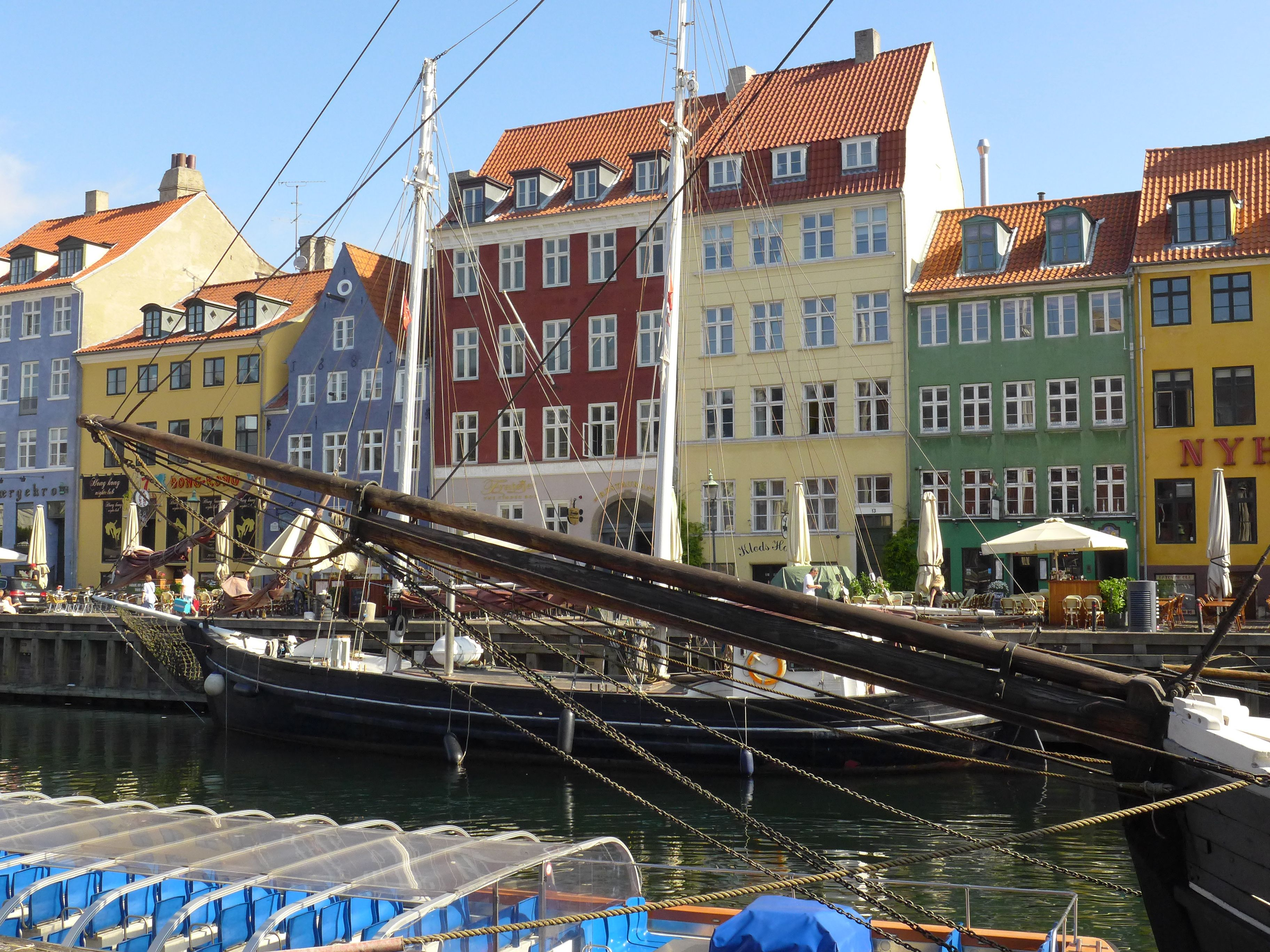Copenhagen, Denmark in København, Region Hovedstaden, 2014