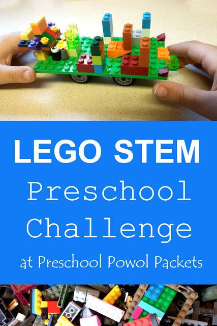 LEGO Engineering Preschool Challenge 1  STEM   Cars   LEGO IDEAS     LEGO Engineering Preschool Challenge 1  STEM   Cars   Perfect for  preschool  kindergarten  elementary  and even older kids  from Preschool  Powol Packets