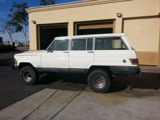 1973 Jeep Wagoneer Quadra Trac For Sale In South Las Vegas Nevada