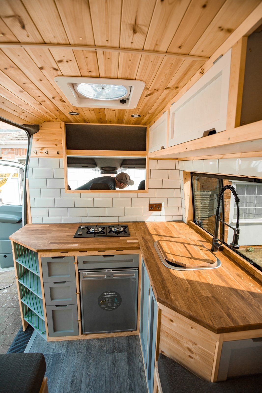 Photo of Photo 6 of 10 in Pro Van Converters Share Their Design Approach—and…