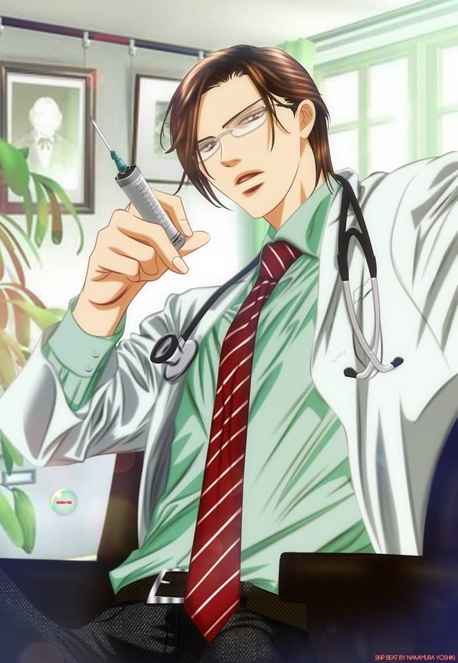anime doctor coloring pages - photo#39