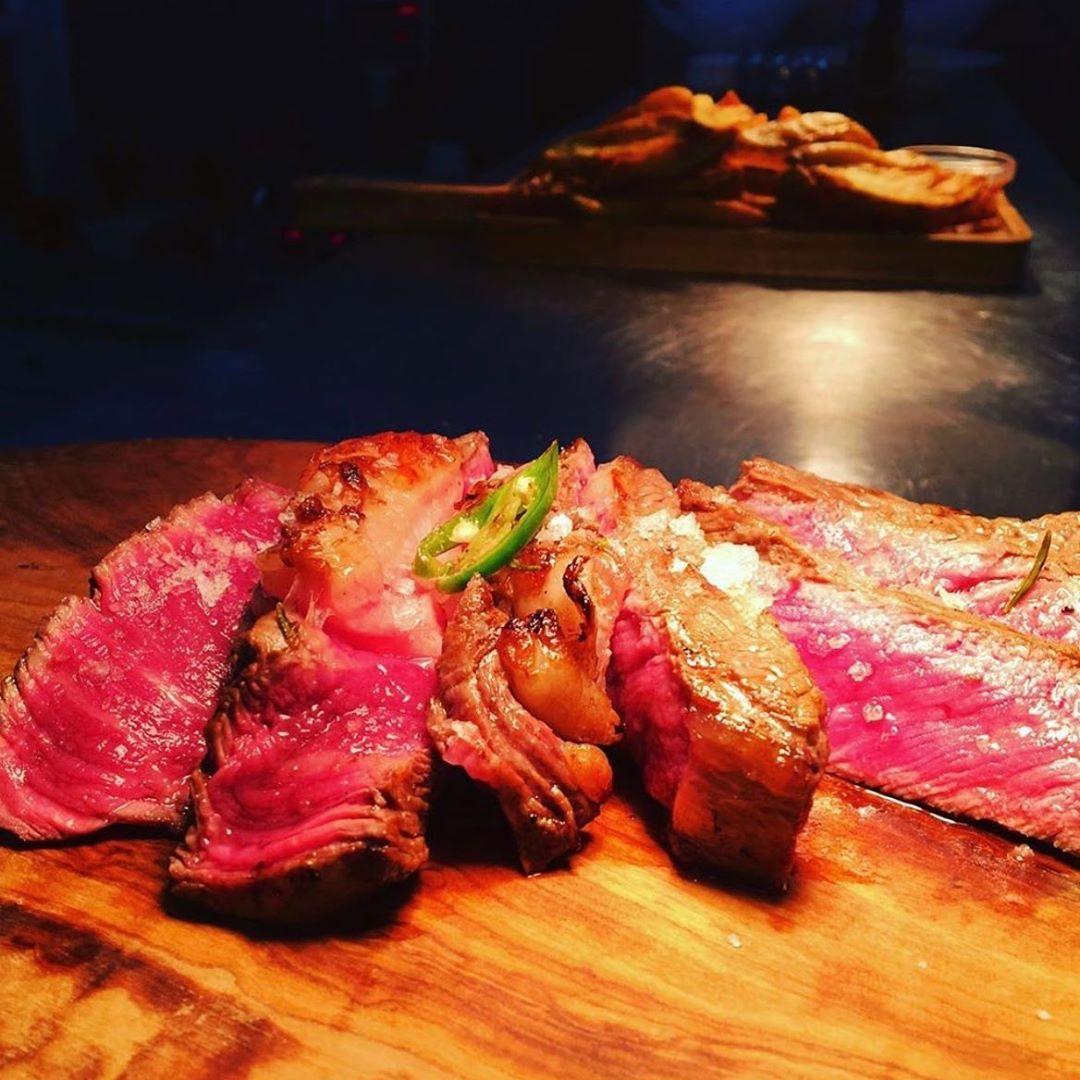 Happy meating you here  ! . #ribeye #meatlovers #food #restaurant #cyclades #k