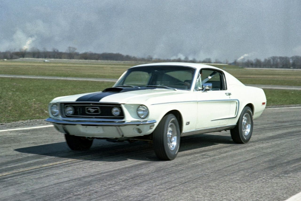 Ford Mustang Tops List of Most Wanted Classic Cars in European ...