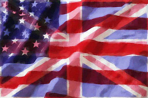 A Perfect Blend Could This Be Done As A Tattoo British Tattoo Flags Of The World American