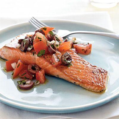 25 Super Salmon Recipes Pan Seared Salmon Salmon