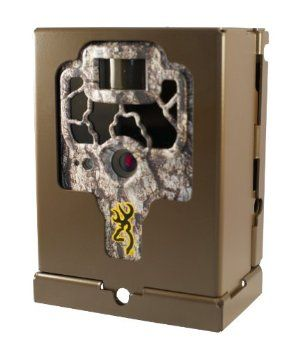 Browning Trail Camera Security Box By Browning 29 99 Powder Coated For Long Life Accepts Up To A 3 8 Padlock Protect Trail Camera Game Cameras Box Camera