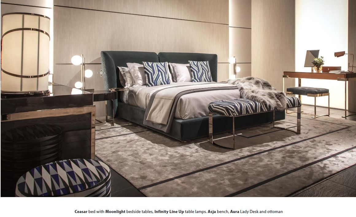 Fendi Casa 2018 Collection Fendi Casa Furniture Luxury Furniture