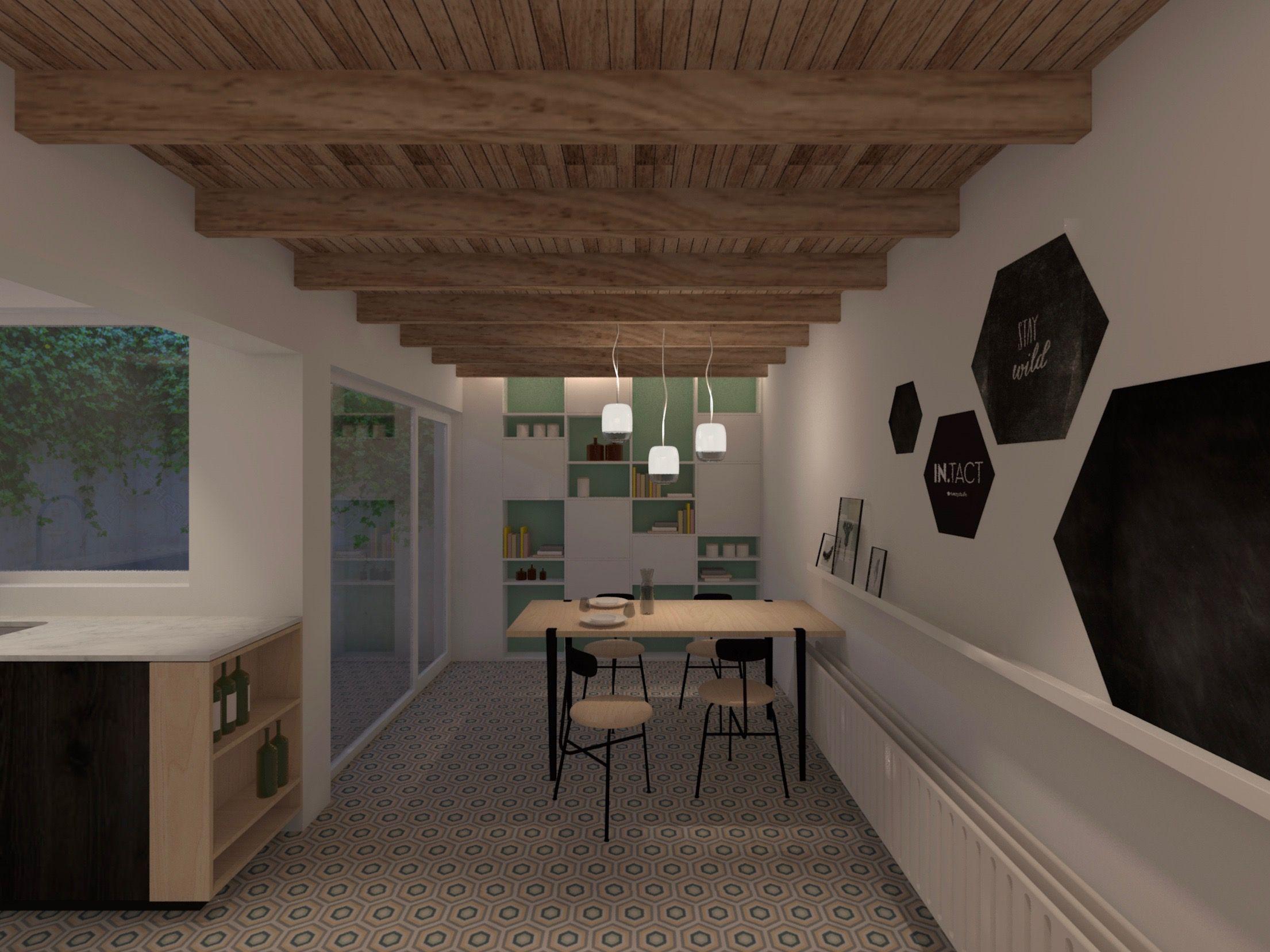 Design Keuken Gent : Keuken gent u2013 in.tact in tact ontwerpstudio pinterest