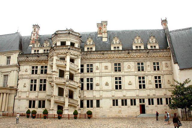 Autre example d'architecture de la Renaissance
