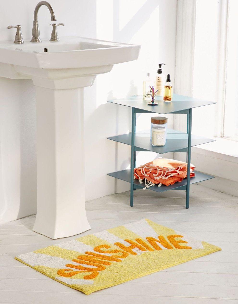 A Sunshine Bath Mat For 17 49 Originally 34 Bathroom Decor Home Luxury Decor [ 1261 x 990 Pixel ]