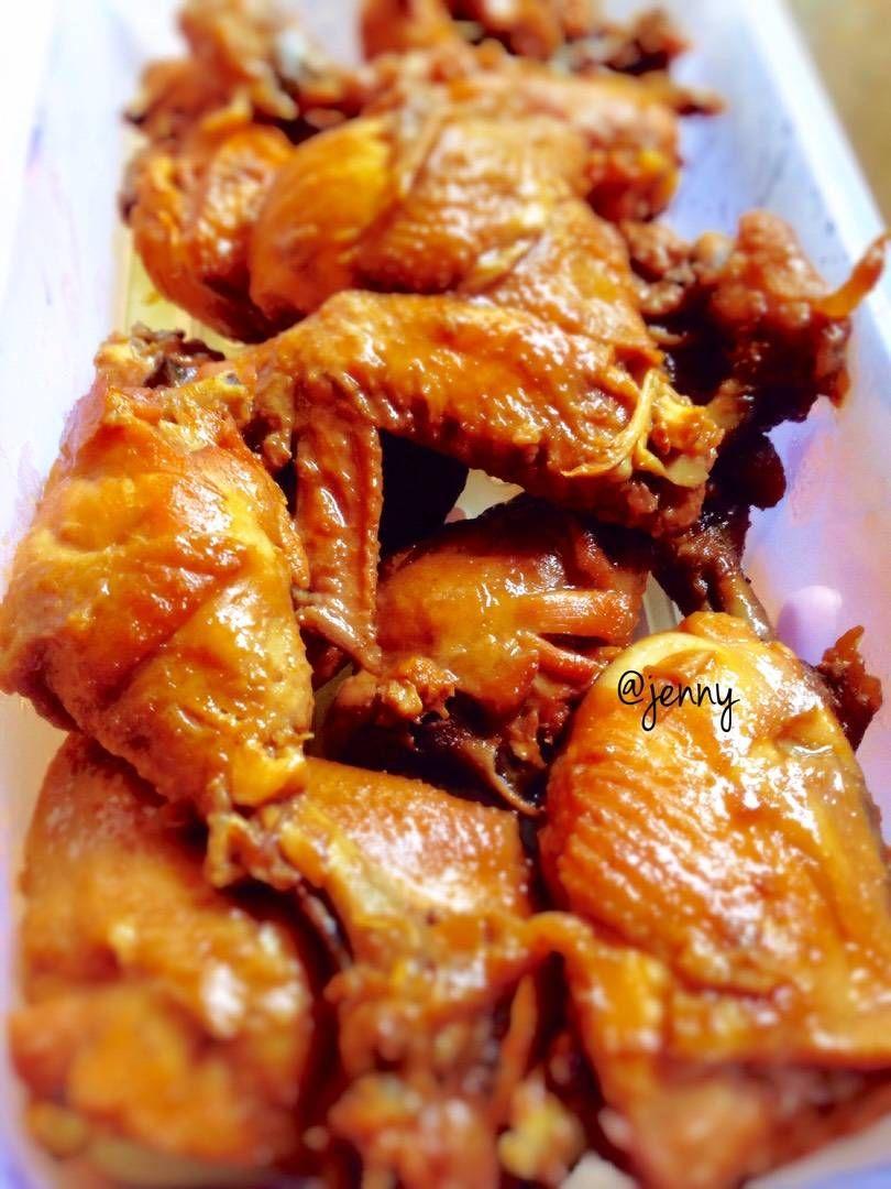 Resep Ayam Bacem Oleh Jenny Resep Resep Ayam Resep Masakan Masakan