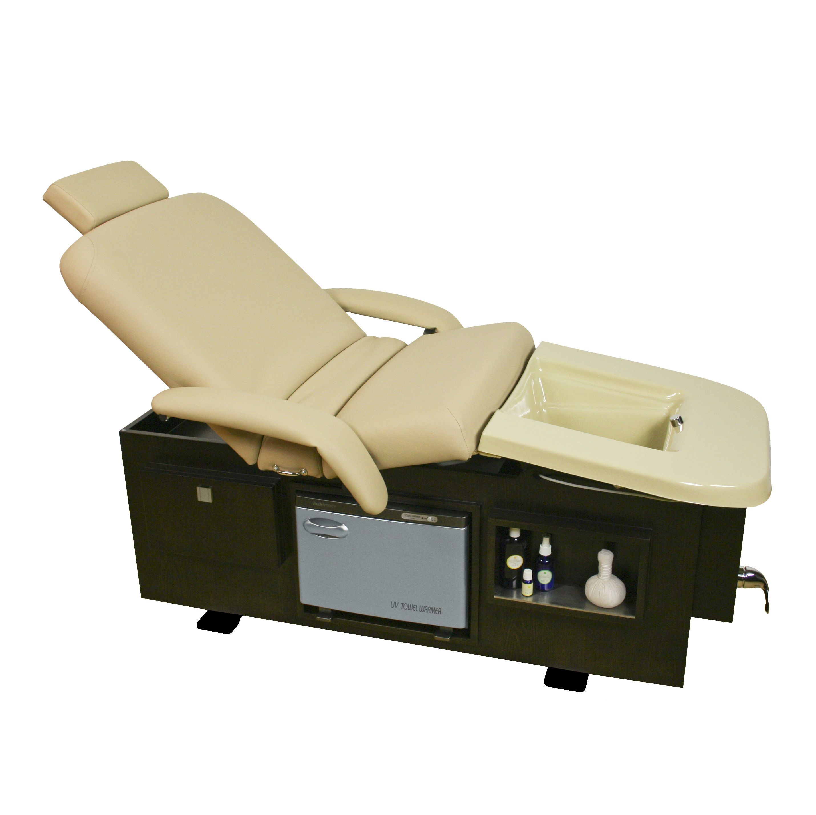 Touch America Golden Touch Pedicure Unit / Massage Table - Novvo Etopa
