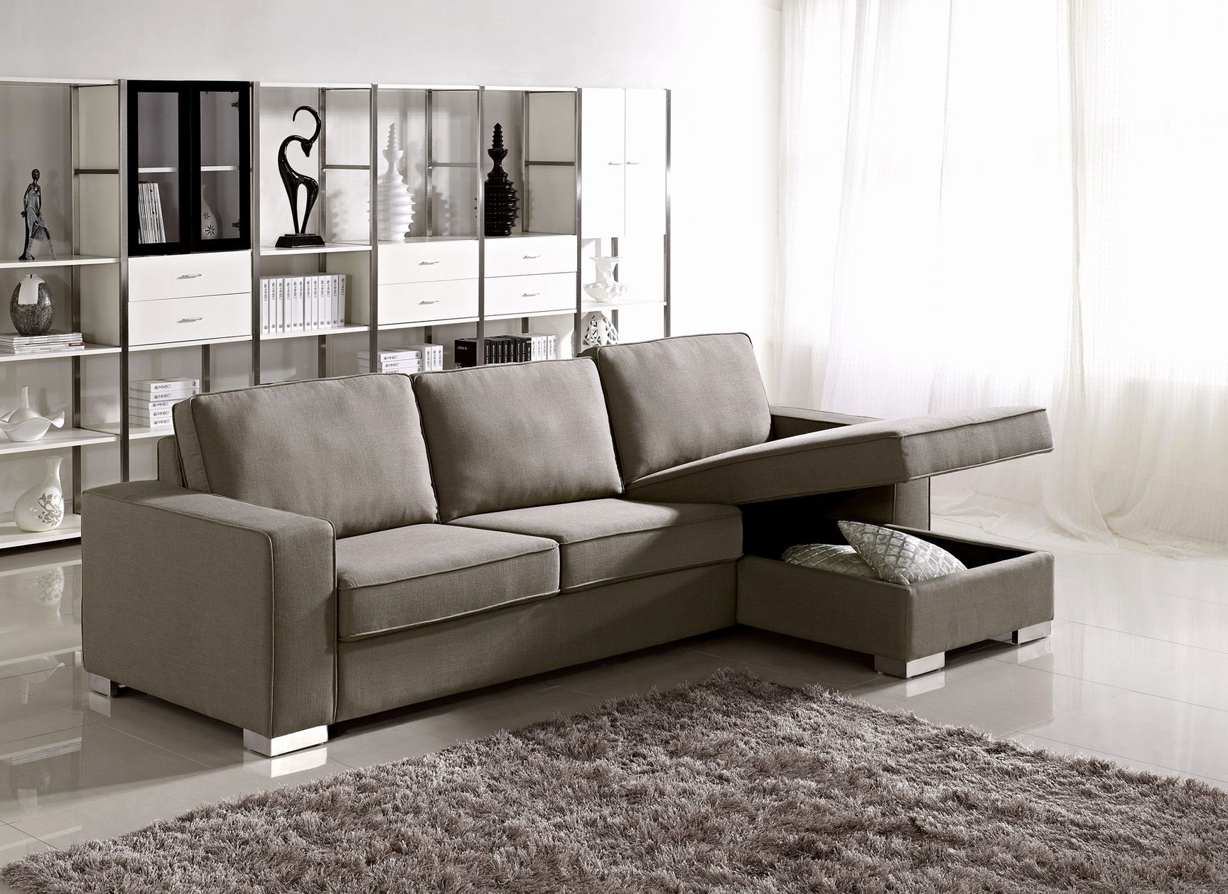 Luxury Apartment Size Sectional Sofa With Chaise Picture Apartment