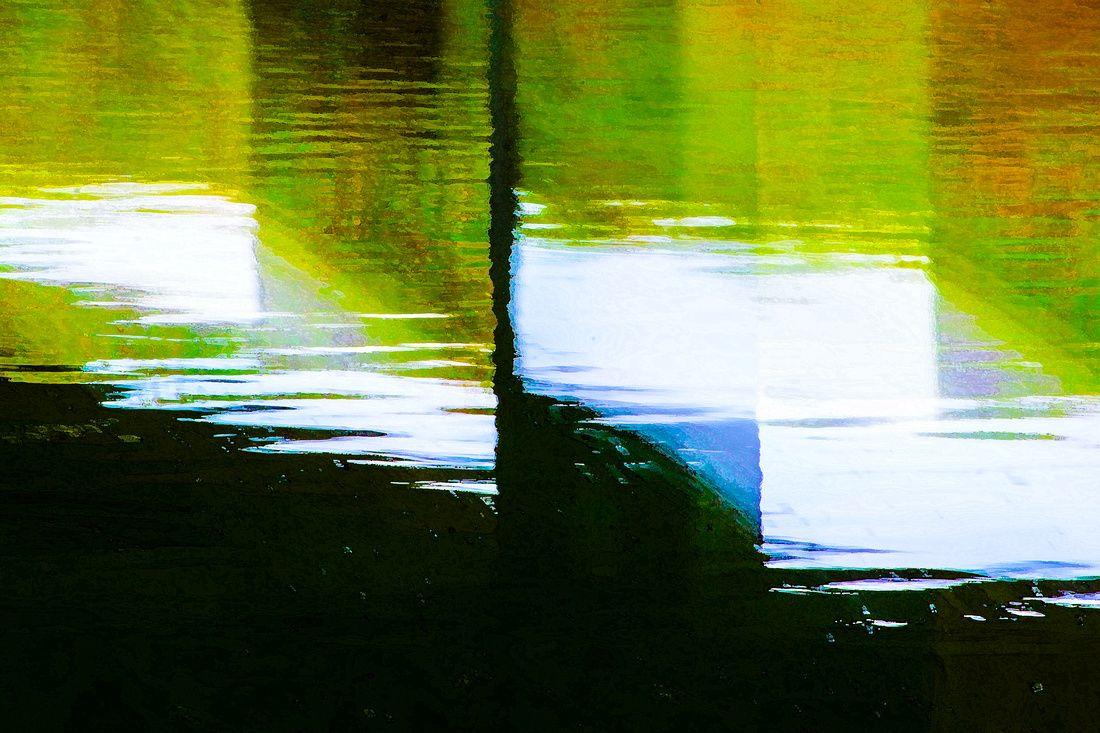 Pylon Abstract 16