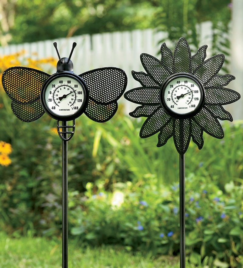 Garden Stake Thermometer