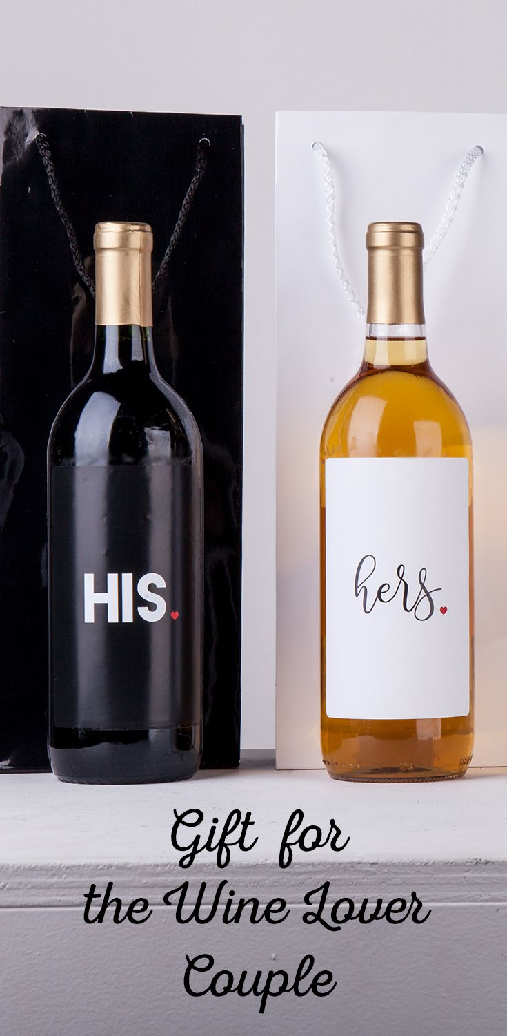 Creative wedding gifts for the newlyweds to enjoy on their