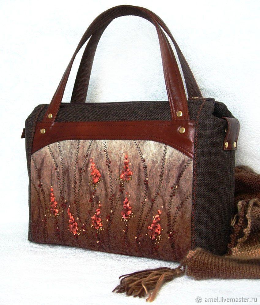 3a137fbc3925 Женские сумки ручной работы. Ярмарка Мастеров - ручная работа. Купить Сумка