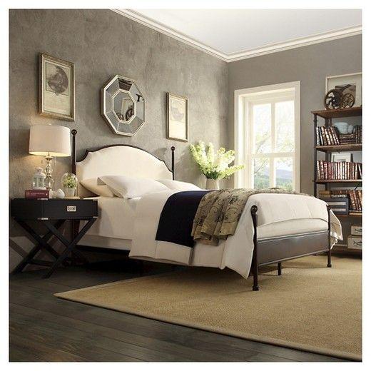 Kensington Standard Metal Bed Bronze (Queen) - Homelegance : Target ...