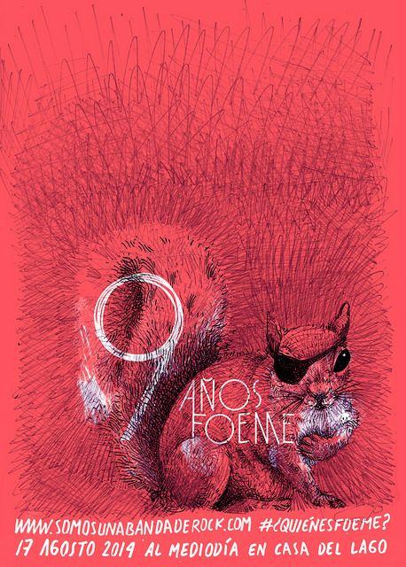9 AÑOS FOEME | Los Foeme cumplieron 9 años de existencia y m… | Flickr - Photo Sharing!