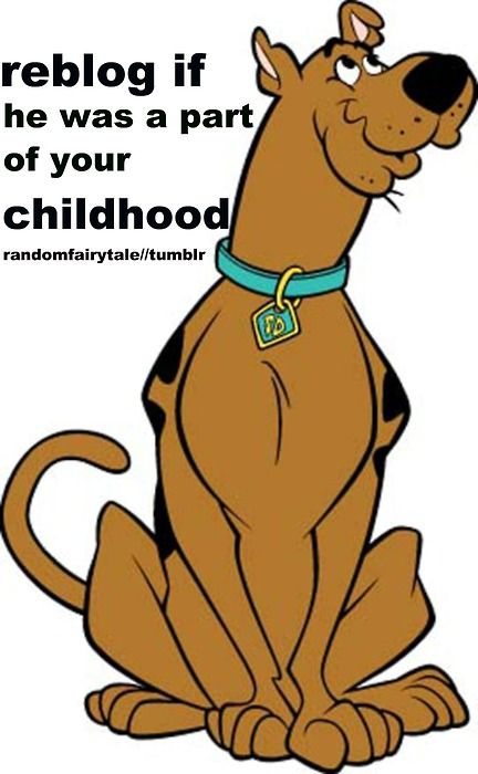 I love scooby doo - Personnage scooby doo ...