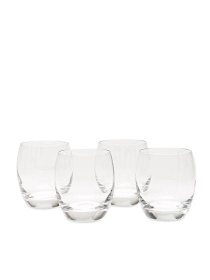 Luigi Bormioli Whiskey 10.8oz. - Set of 4 € 40,08