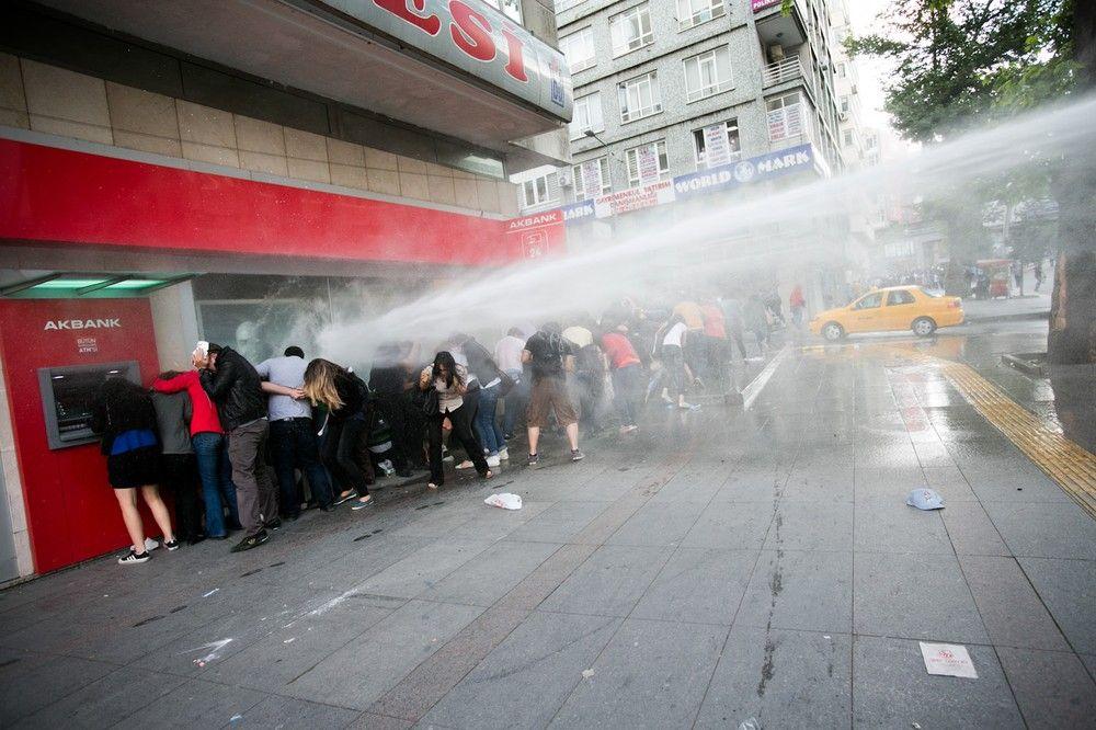 Taksim Gezi Park Protest, ANKARA