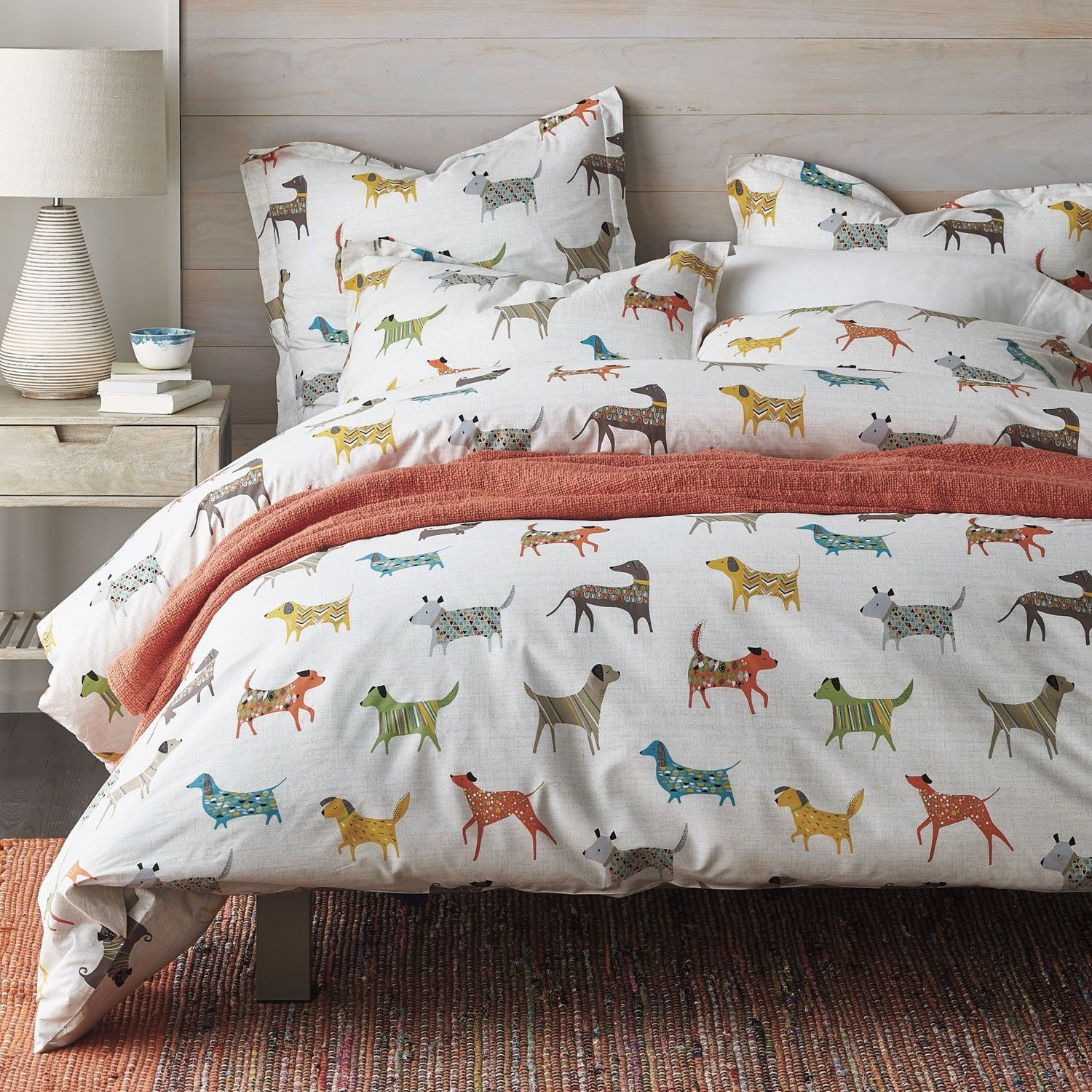 Dog Themed Bedding Sets.Dog Themed Sheets And Bedding Set Featuring Dapper Dogs