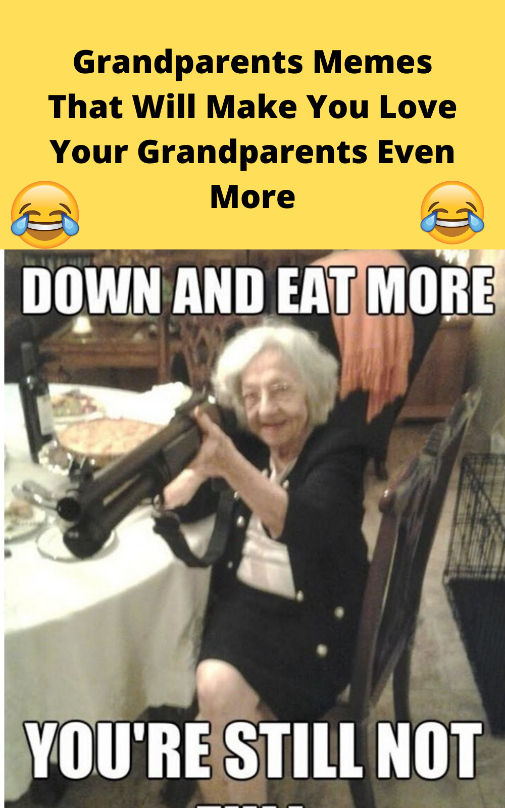 Grandparents Memes That Will Make You Love Your Grandparents Even More In 2020 Memes Humor Jokes