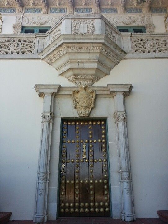 Another beautiful at Hearst Castle
