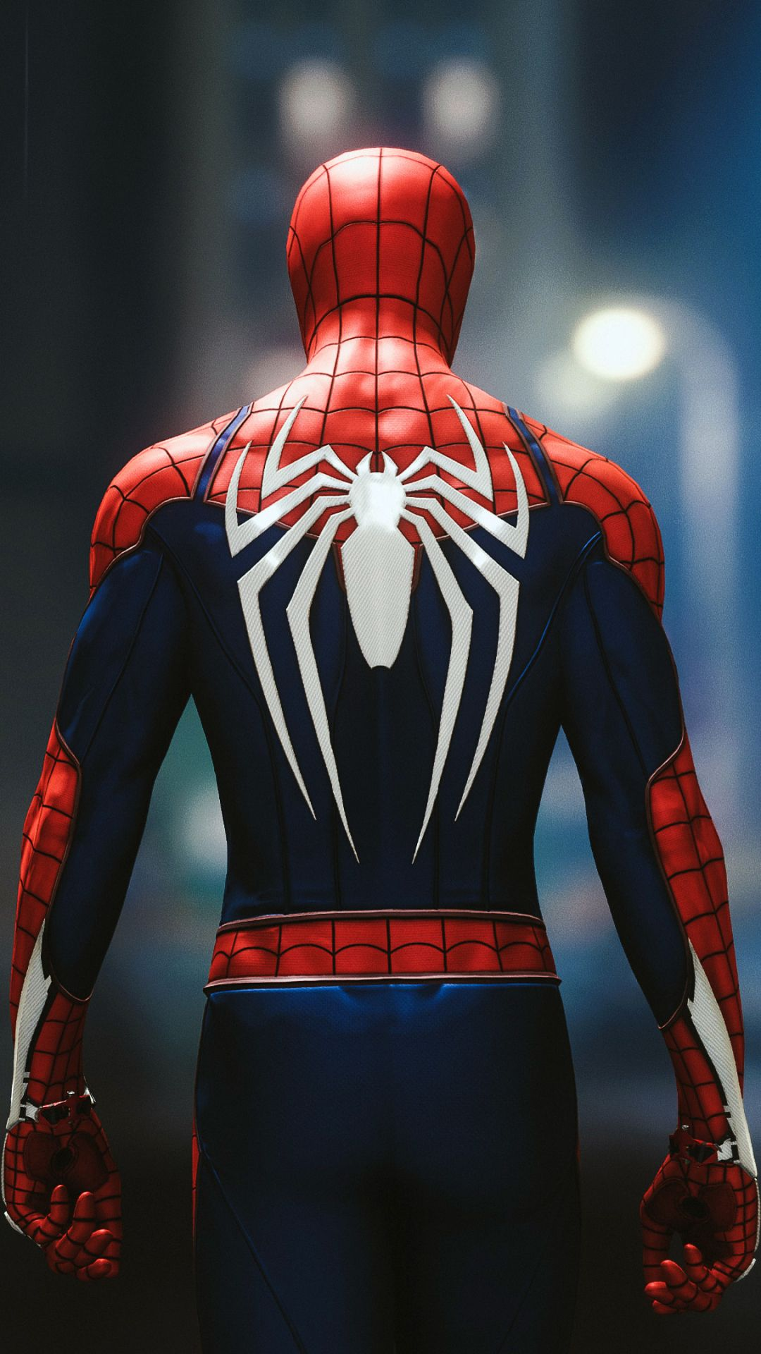 Download This Wallpaper Video Gamespider Man Ps4 1080x1920 For