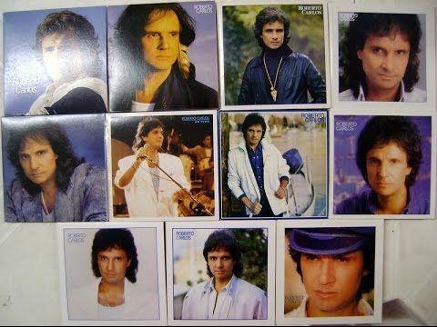 Roberto Carlos Nos Anos 80 Varias Parte 1 Youtube Com Imagens