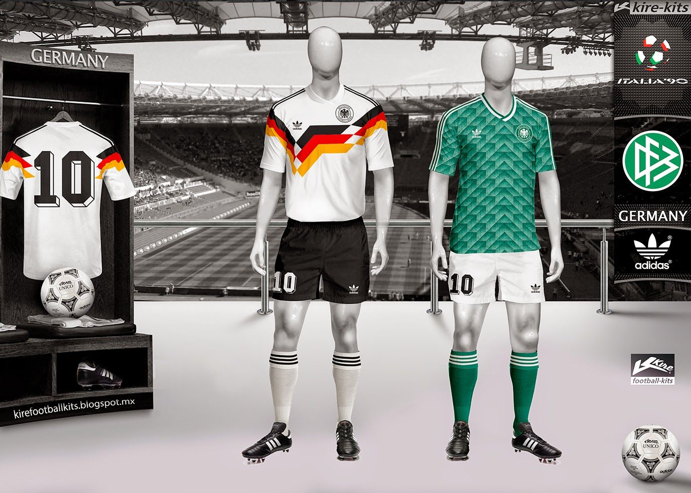 Kire Football Kits Germany Kits World Cup 1990 In 2020 Football Kits Germany Kit Football Fashion