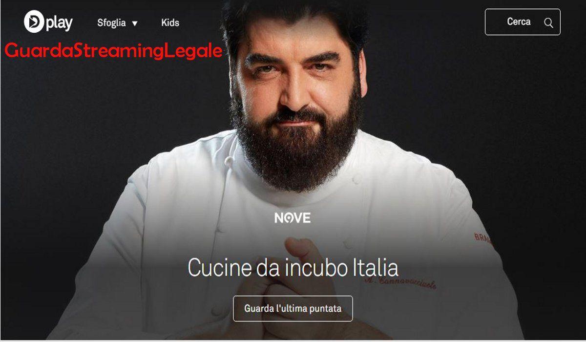 Cucine Da Incubo Italia Puntate Stagioni Streaming