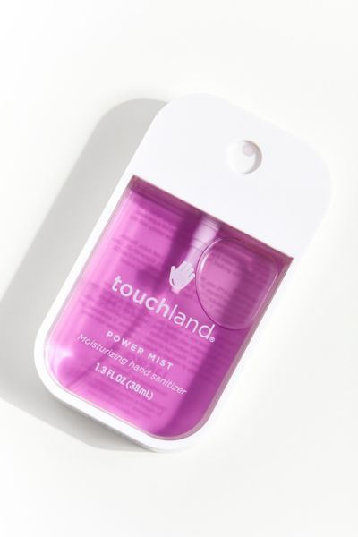 Touchland Power Mist Moisturizing Hand Sanitizer In 2020 Hand