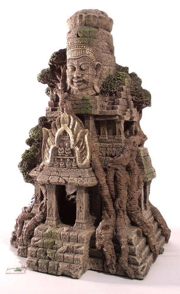 45 aproximate size 7 5 quot x 6 25 quot wide x 11 quot high ancient cambodian temple ruin cave 5657