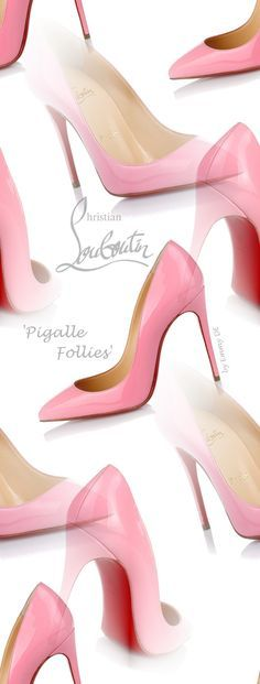 Christian Louboutin 'Pigalle Follies' | House of Beccaria