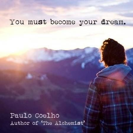 Become your dreams