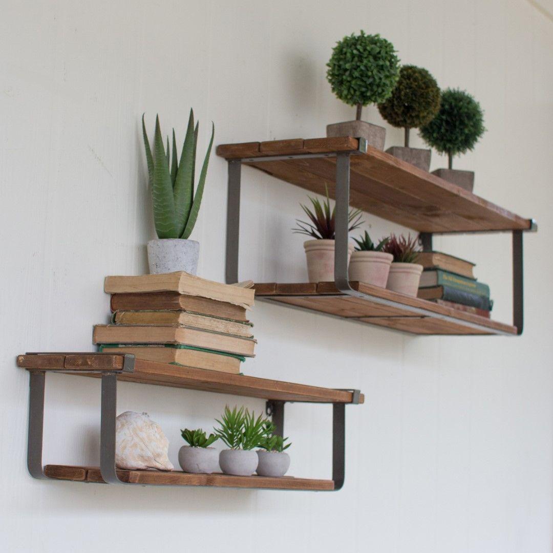 Coastal Decor28 Stunning Coastal Decor Shelves Ideas Saleprice 35 Wood And Metal Shelves Floating Shelves Diy Metal Floating Shelves