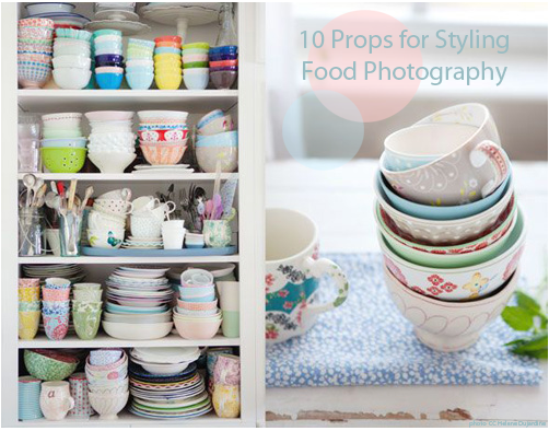 10 Must Have Props For Styling Food Photography