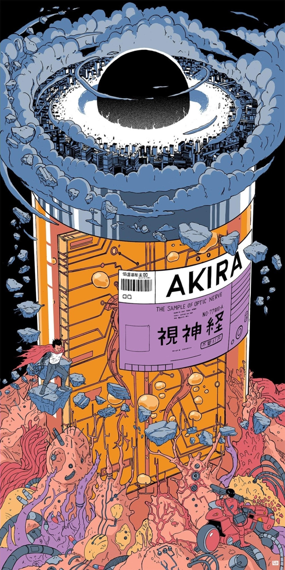 Akria in 2020 (With images) Akira anime, Akira