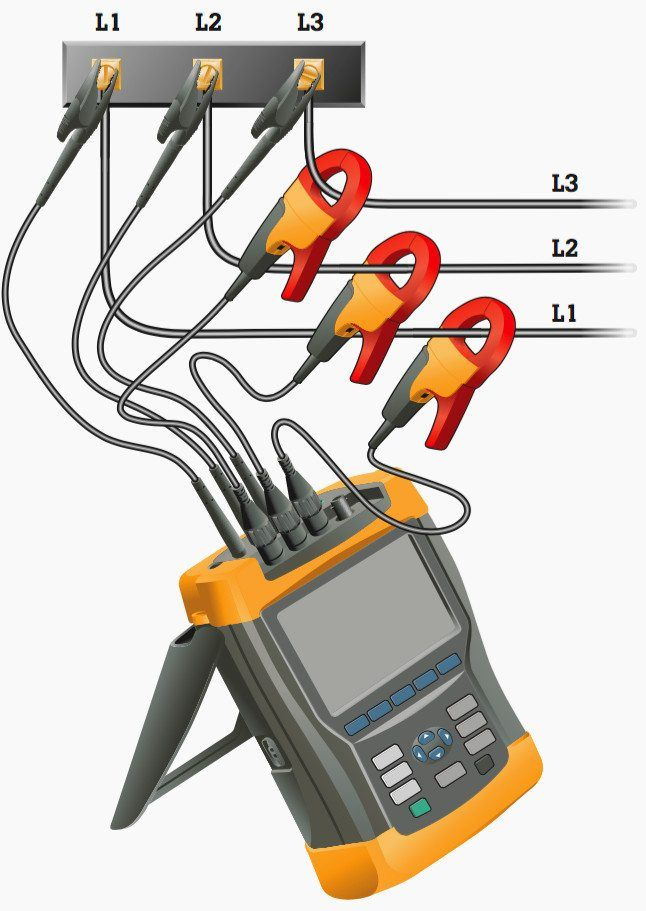 Voltage imbalance in 2019 Electrical projects